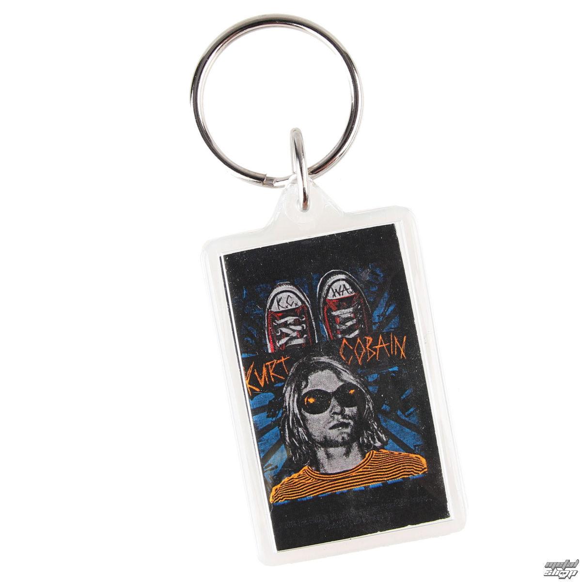 přívěšek Kurt Cobain - k.C.W.A. - K-2766