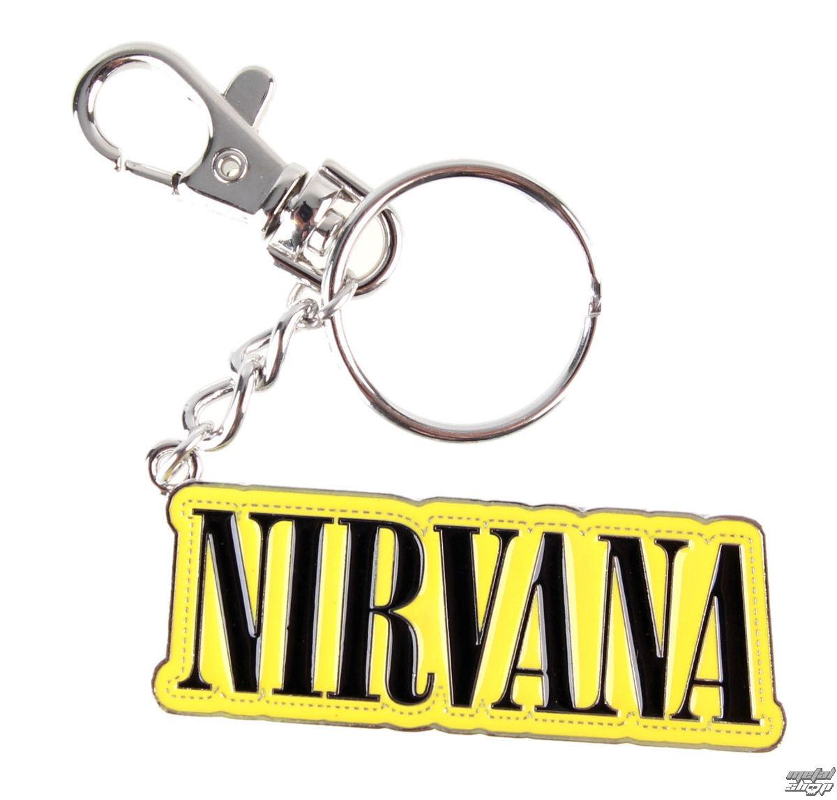 přívěšek Nirvana - Stitch Logo - K-2769-E