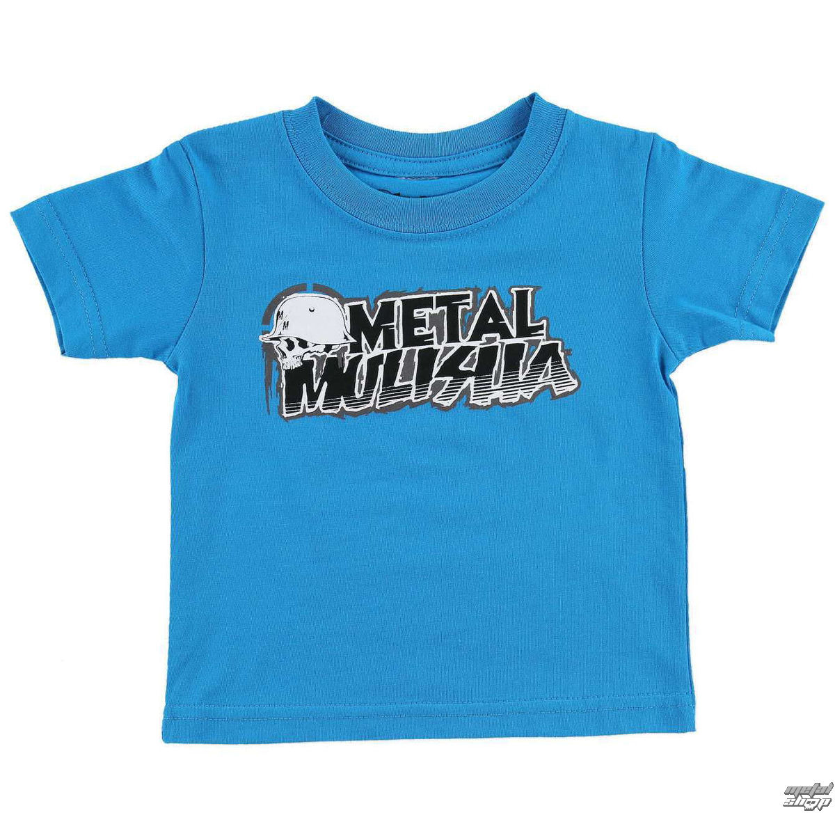 tričko street METAL MULISHA Iconic Infants modrá 12