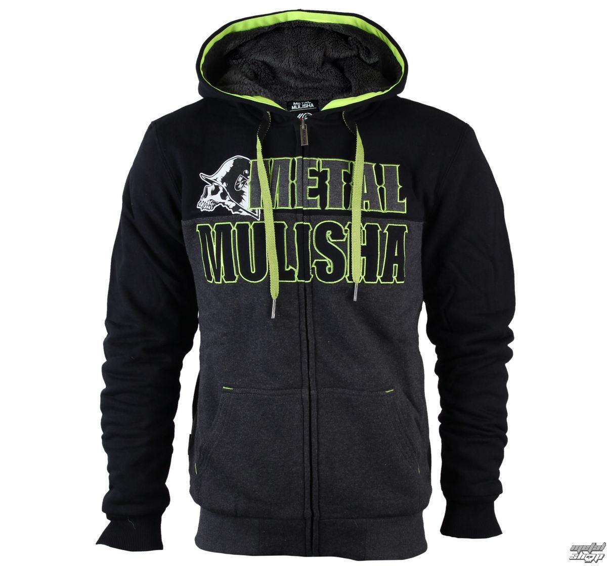 bundomikina pánská METAL MULISHA - Slash - BLK