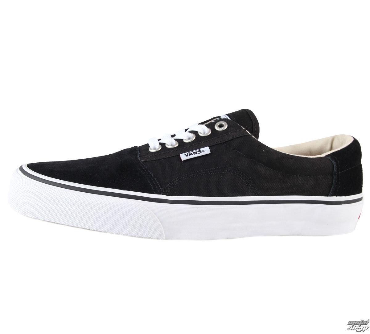 boty pánské VANS - Rowley - Solos - Black/White - V18KY28