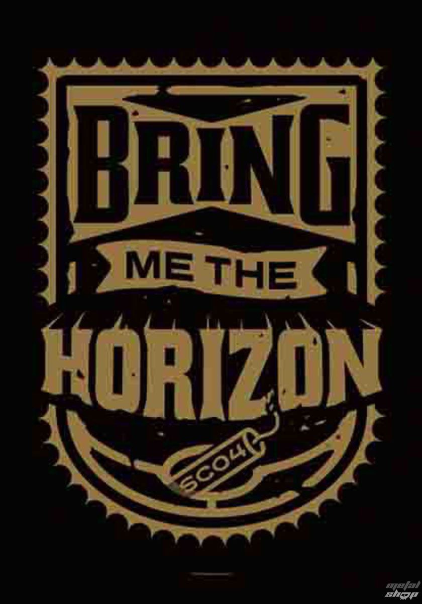 HEART ROCK Bring Me The Horizon Dynamite Shield