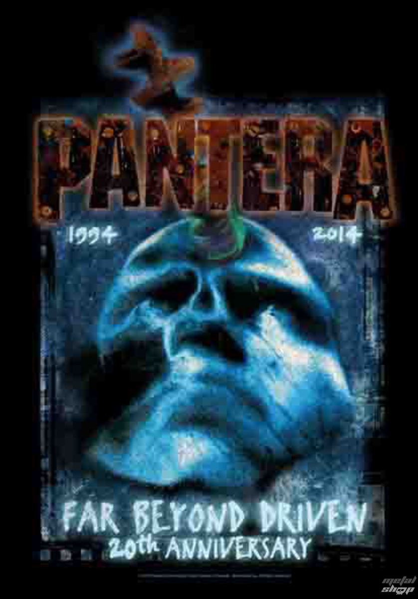 vlajka Pantera - Far Beyond 20th Anniversary