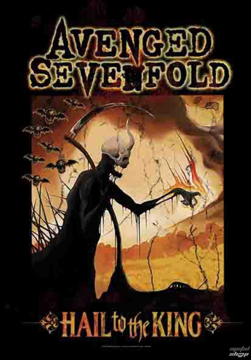 vlajka Avenged Sevenfold - Reaper - HFL1145