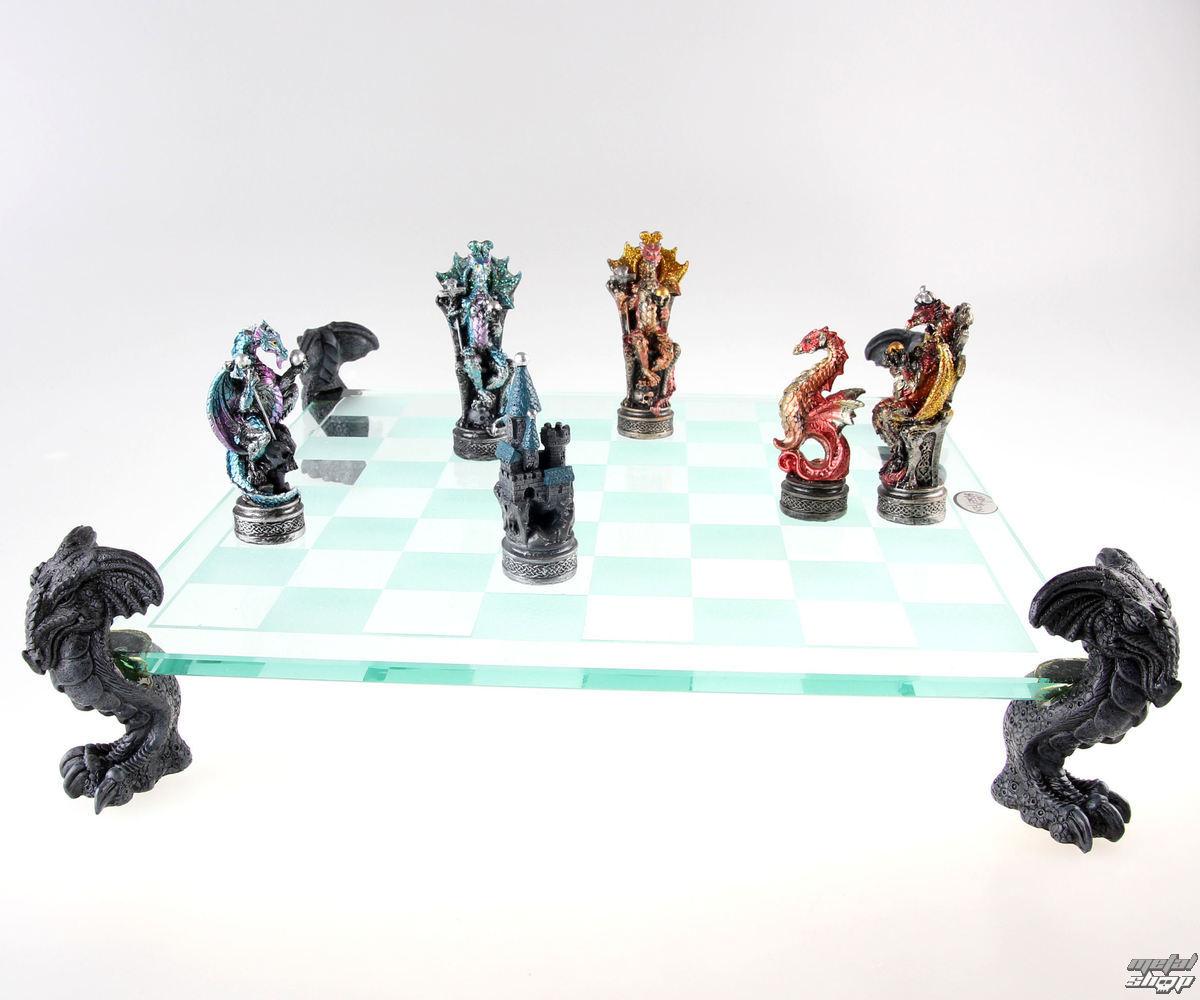 šachy Dragon Lore Chess - D0061A3