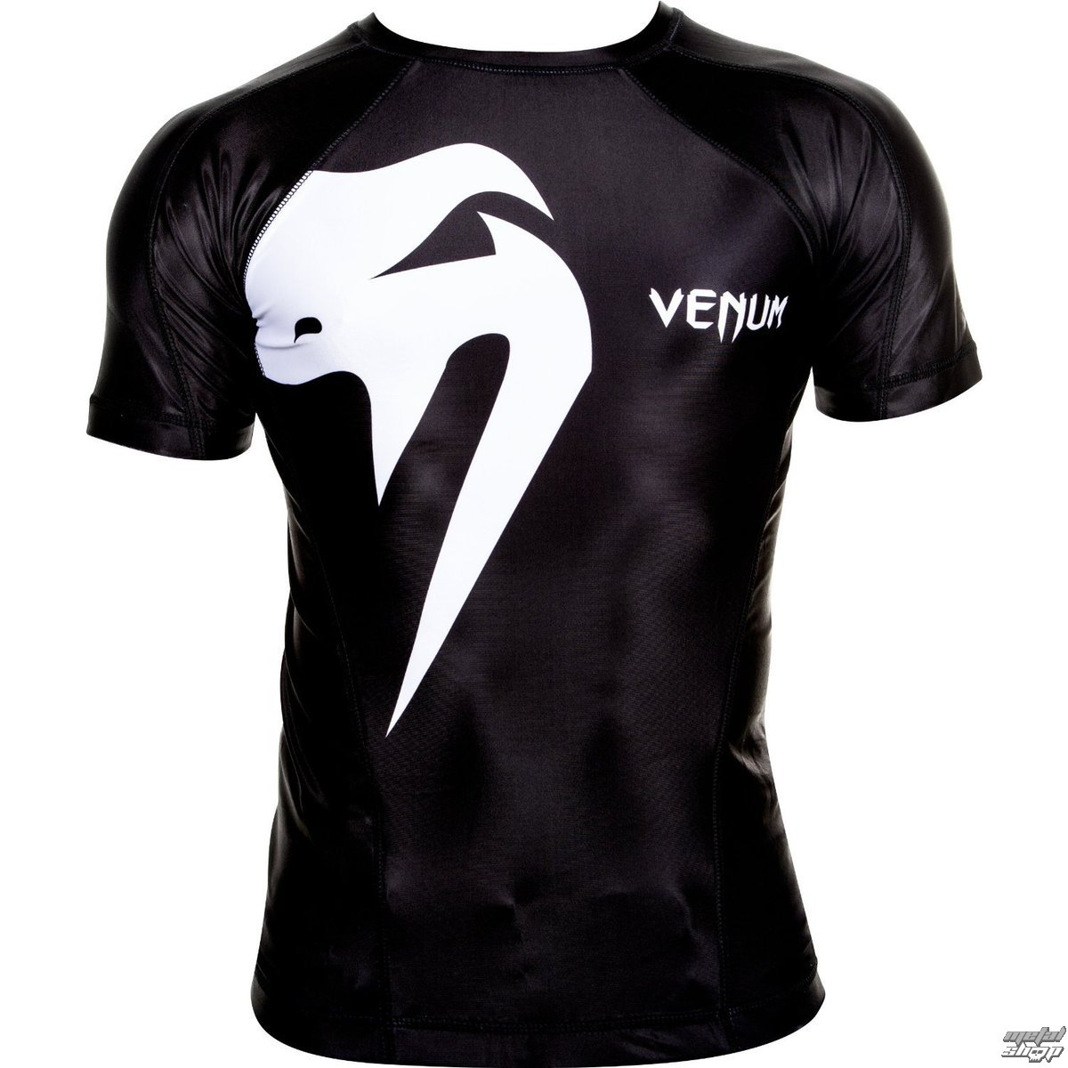 tričko pánské (termo) VENUM - Giant Rashguard - Black - EU-VENUM-0149