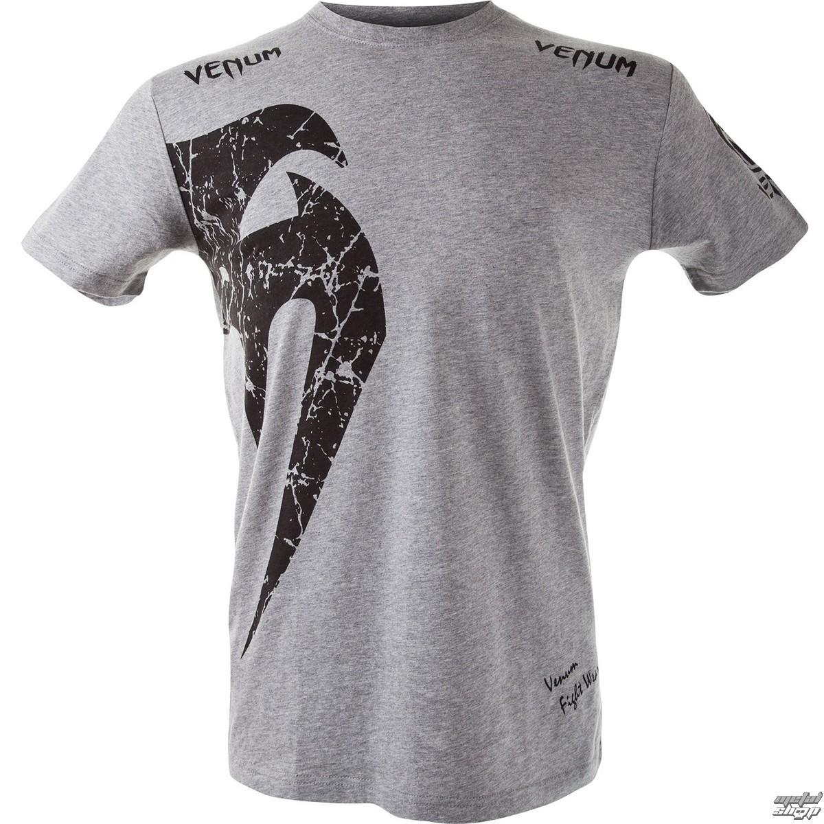 tričko pánské VENUM - Giant - Grey/Black - EU-VENUM-1324