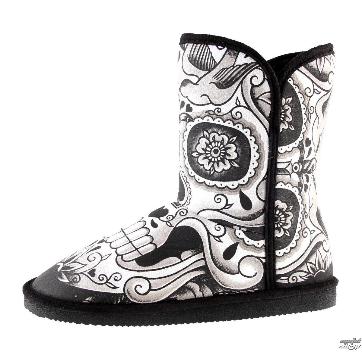 boty dámské (válenky) IRON FIST - Sugar Daddy Fugg - IF003798