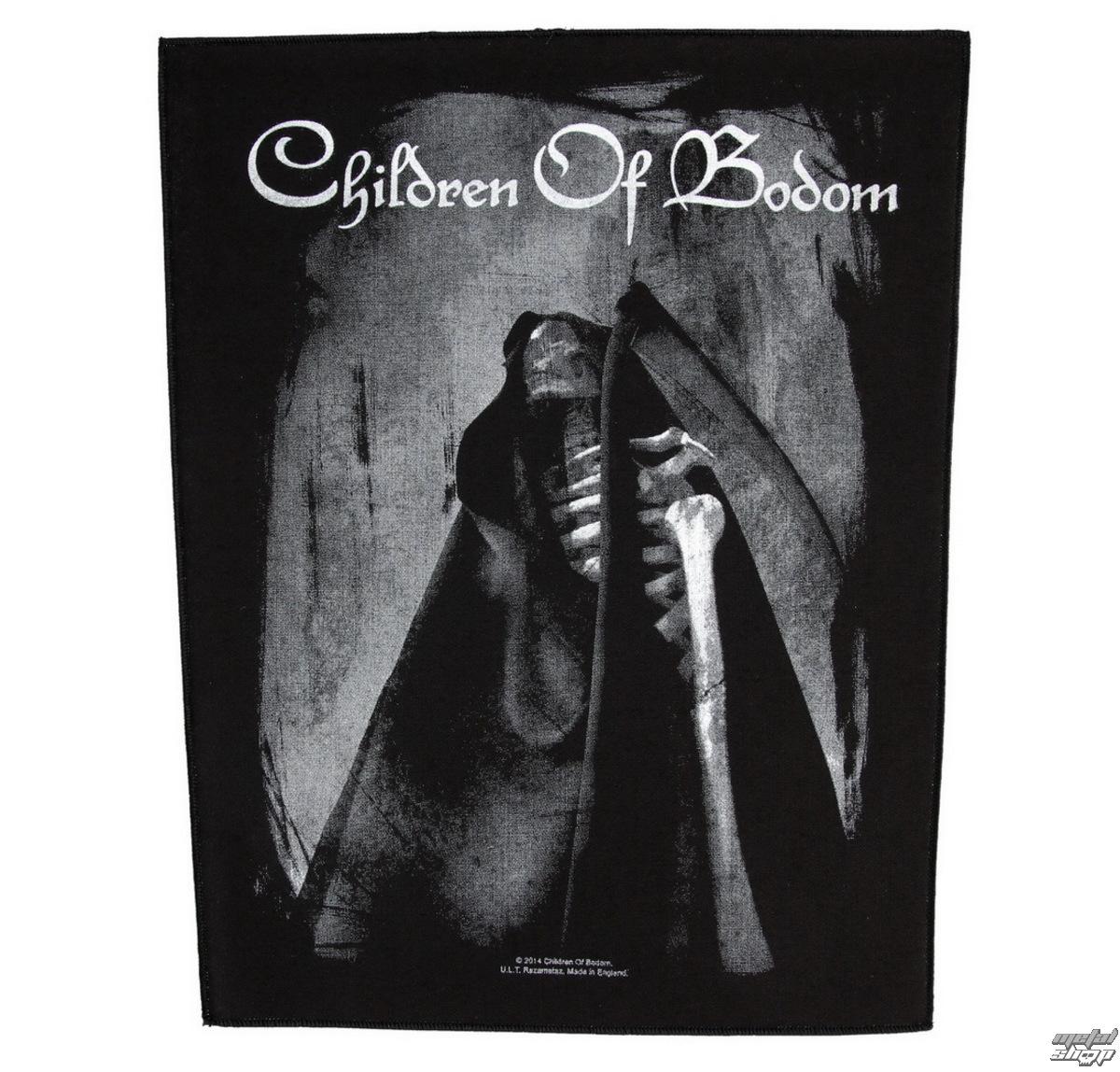 nášivka velká Children of Bodom - Fear The Reaper - RAZAMATAZ - BP0951