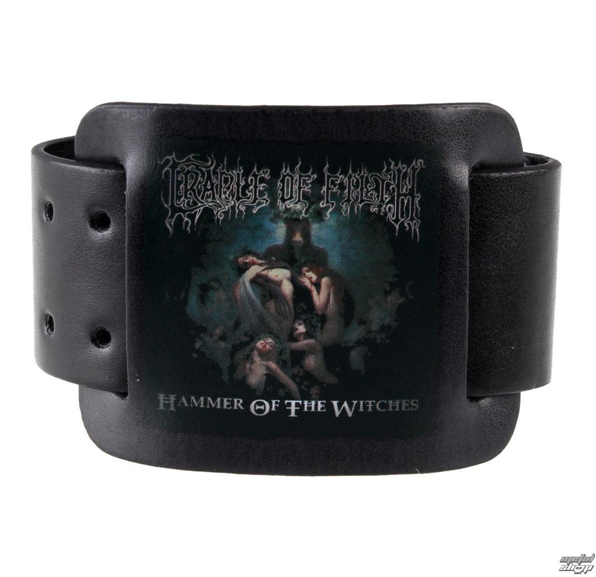 náramek Cradle of Filth - Hammer Of The Witches - RAZAMATAZ - LW033