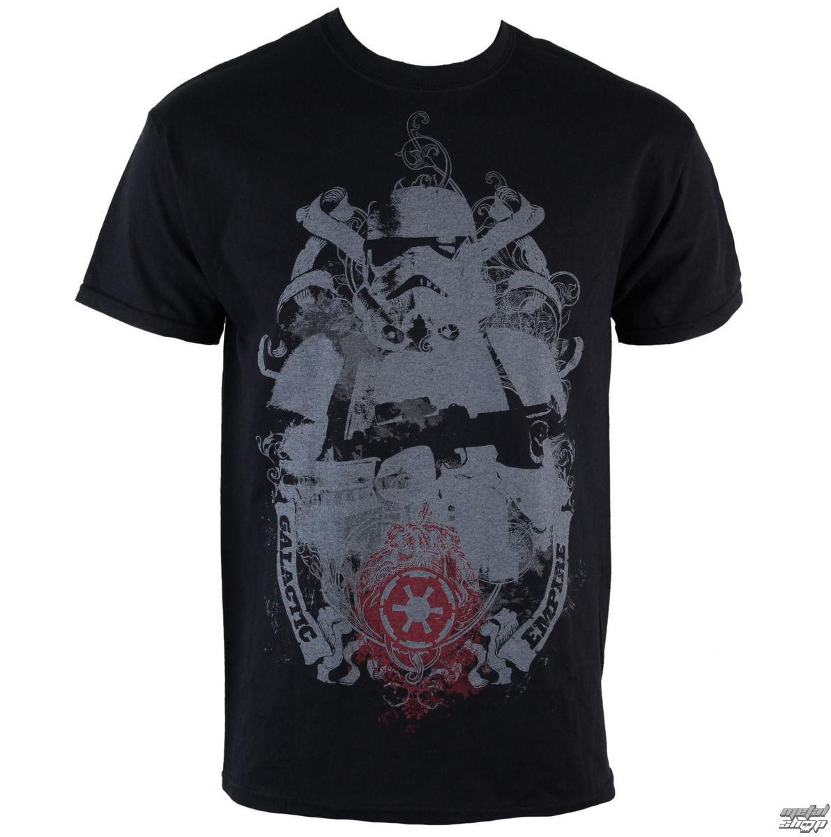 tričko pánské Star Wars - Galactic Empire - PLASTIC HEAD - PH8124