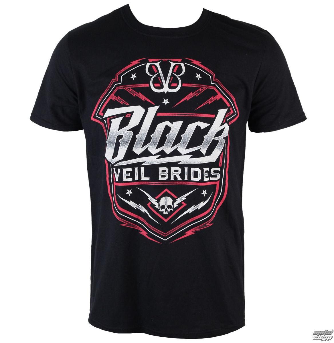 tričko pánské Black Veil Brides - Death Shield - PLASTIC HEAD - PH9362