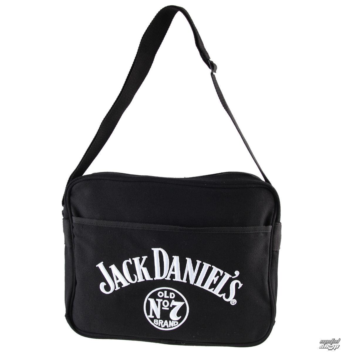 taška Jack Daniels - Black - MB141117JDS