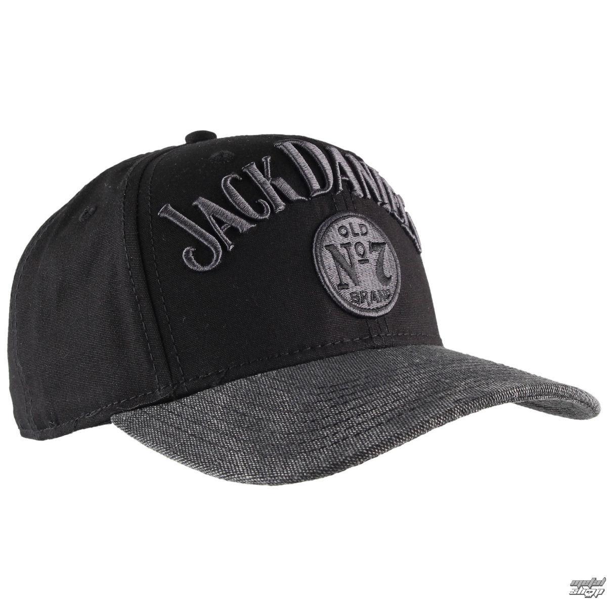 kšiltovka Jack Daniels - Old No 7 Logo - Black - SB150101JDS