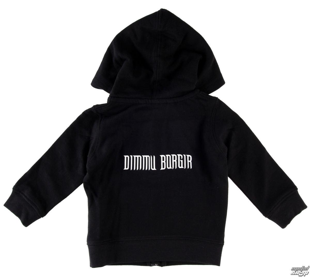 mikina dětská Dimmu Borgir - Logo - Metal-Kids - MK214