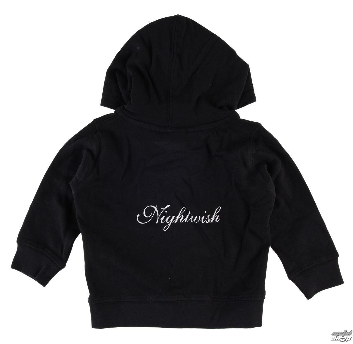 mikina dětská Nightwish - Logo - Metal-Kids - MK209