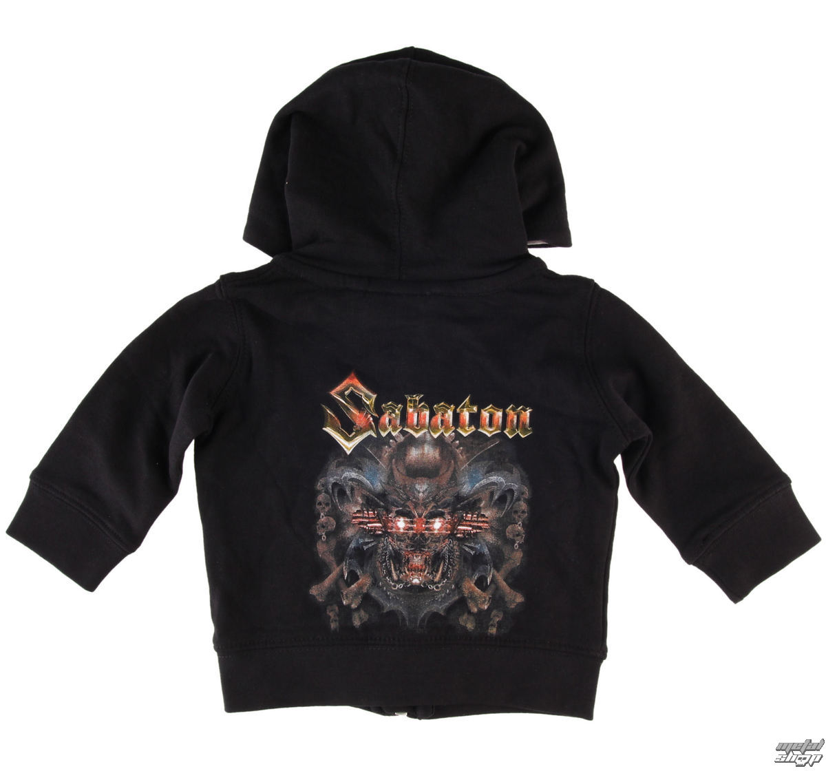 mikina dětská Sabaton - Metalizer - Metal-Kids - MK222