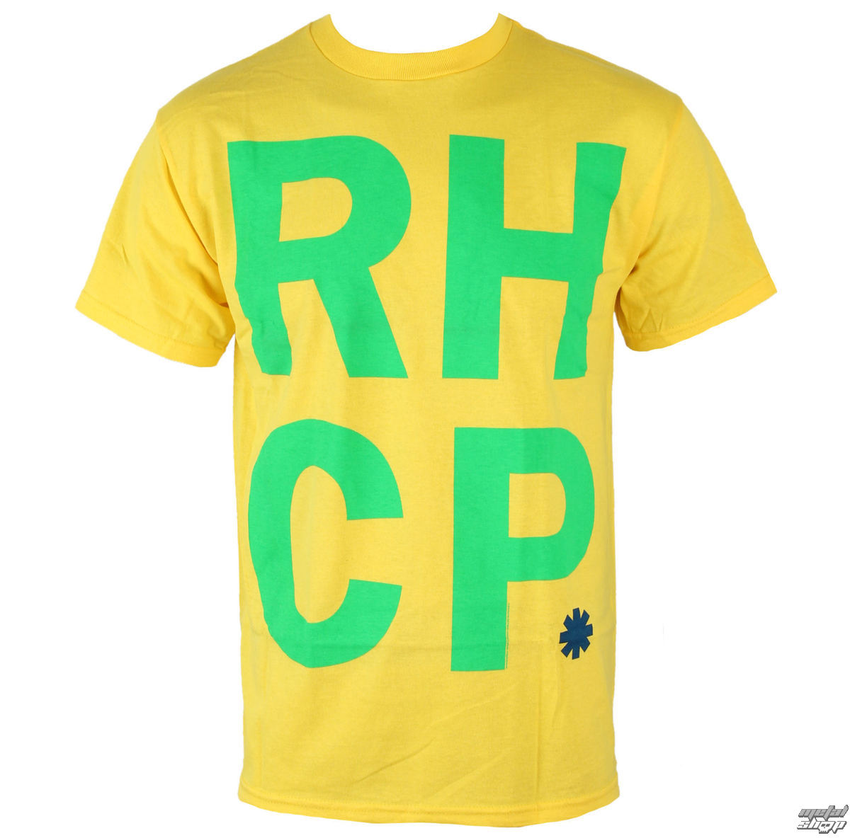 tričko pánské Red Hot Chili Peppers - Brazil Colors - BRAVADO - 14531255