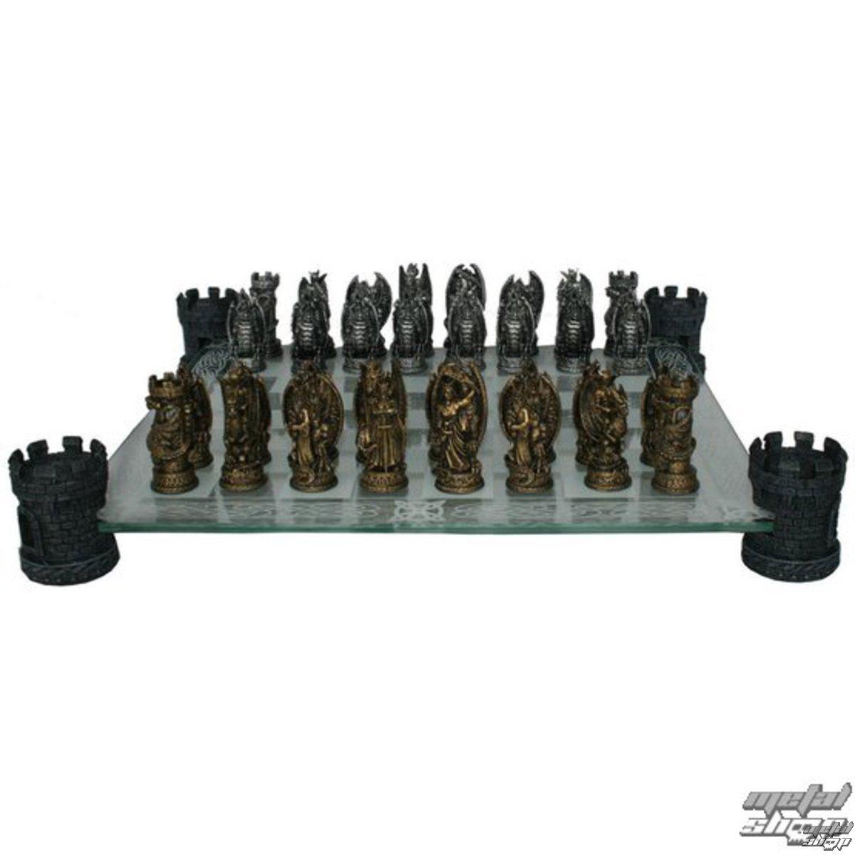 šachy Kingdom Of The Dragon - POŠKOZENÉ - N208