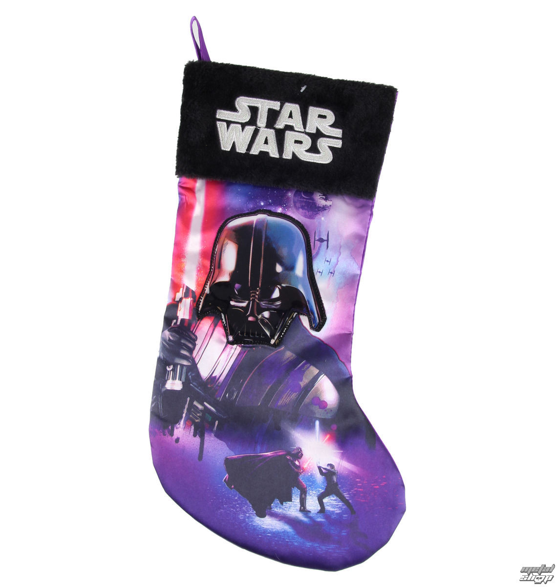 punčocha na dárky Star Wars - Darth Vader - KURKSW7155A