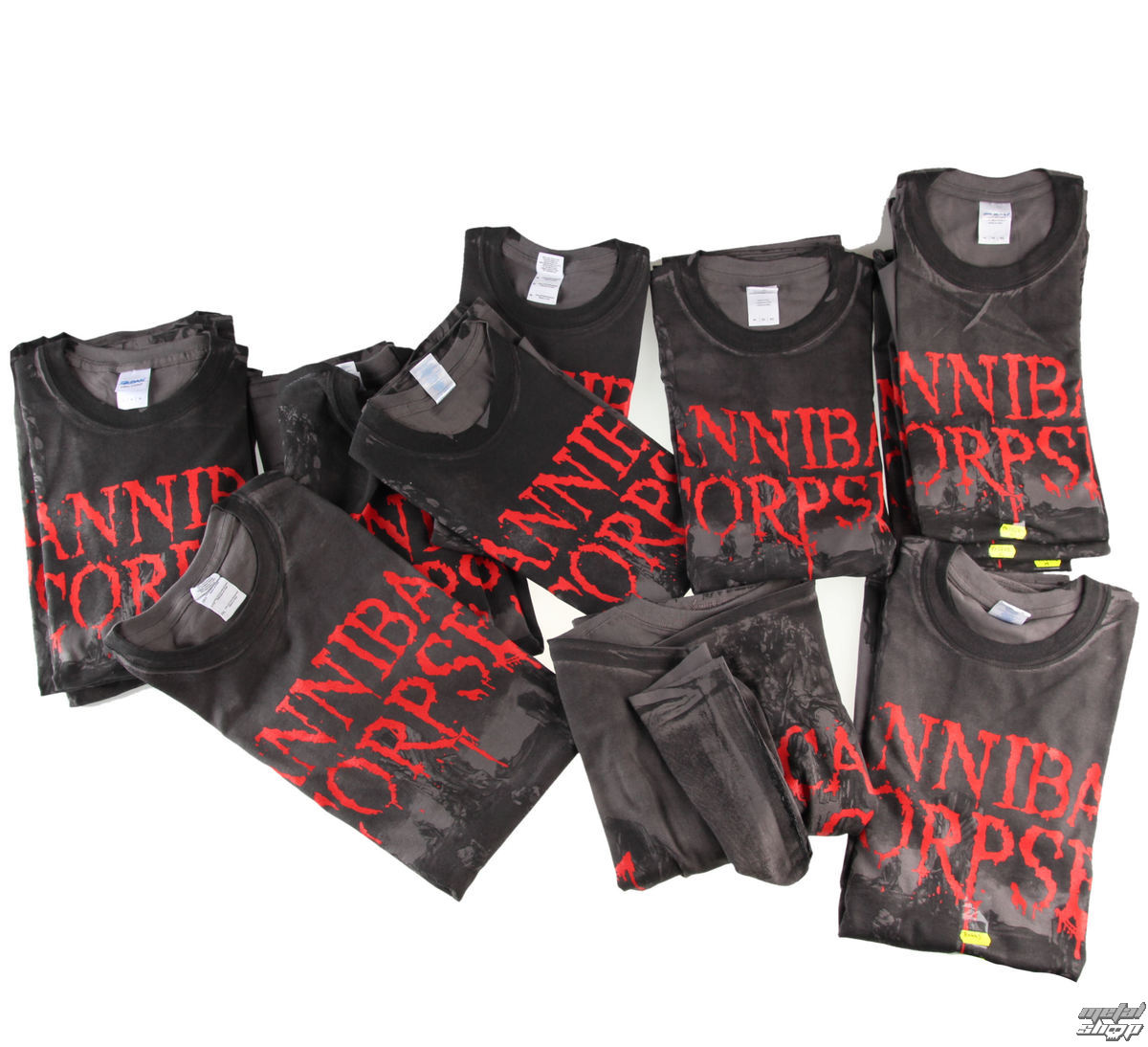 tričko pánské Cannibal Corpse - A Skeletal Domain - PLASTIC HEAD - POŠKOZENÉ - N242