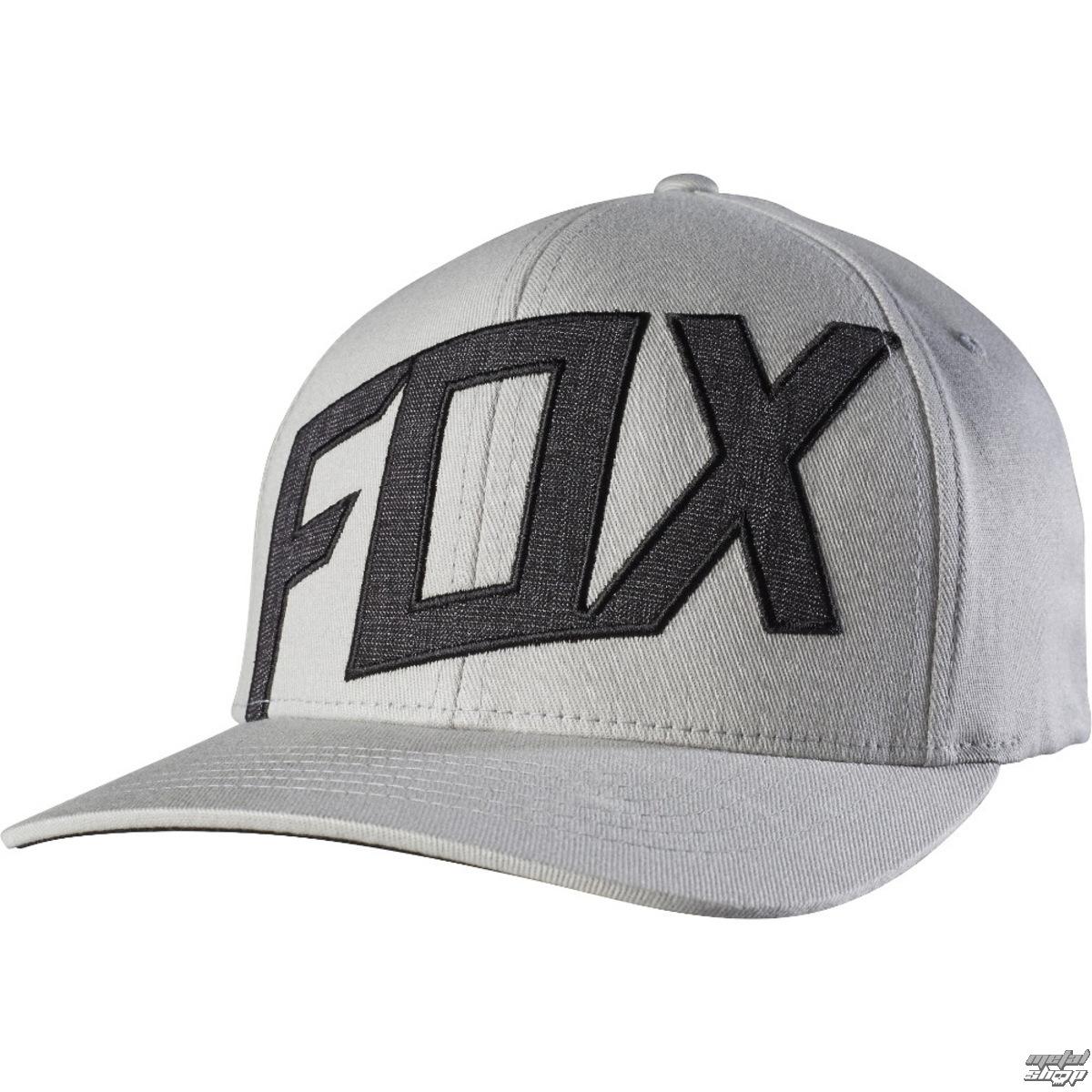 kšiltovka FOX - Sole Reason - Grey - 16289-006