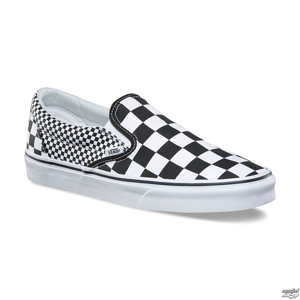 boty VANS - UA CLASSIC SLIP-ON (MIX CHECKER) - VA38F7Q9B - metalshop.cz 501209684f