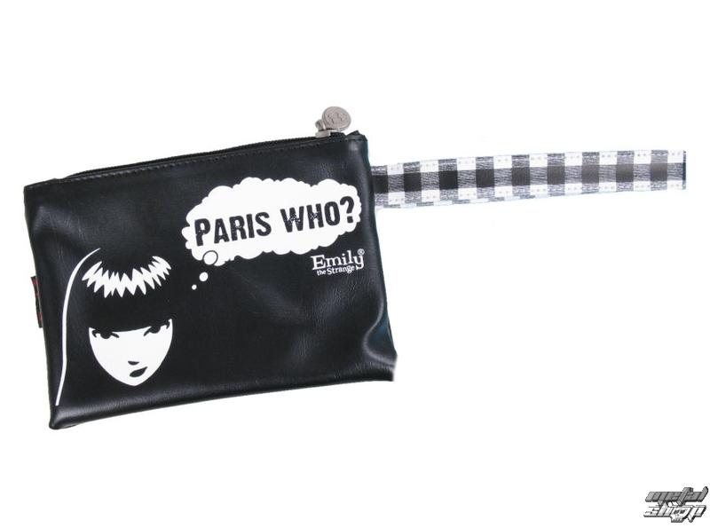 peněženka EMILY THE STRANGE - Emily (E2091507) Paris Who - coin purse