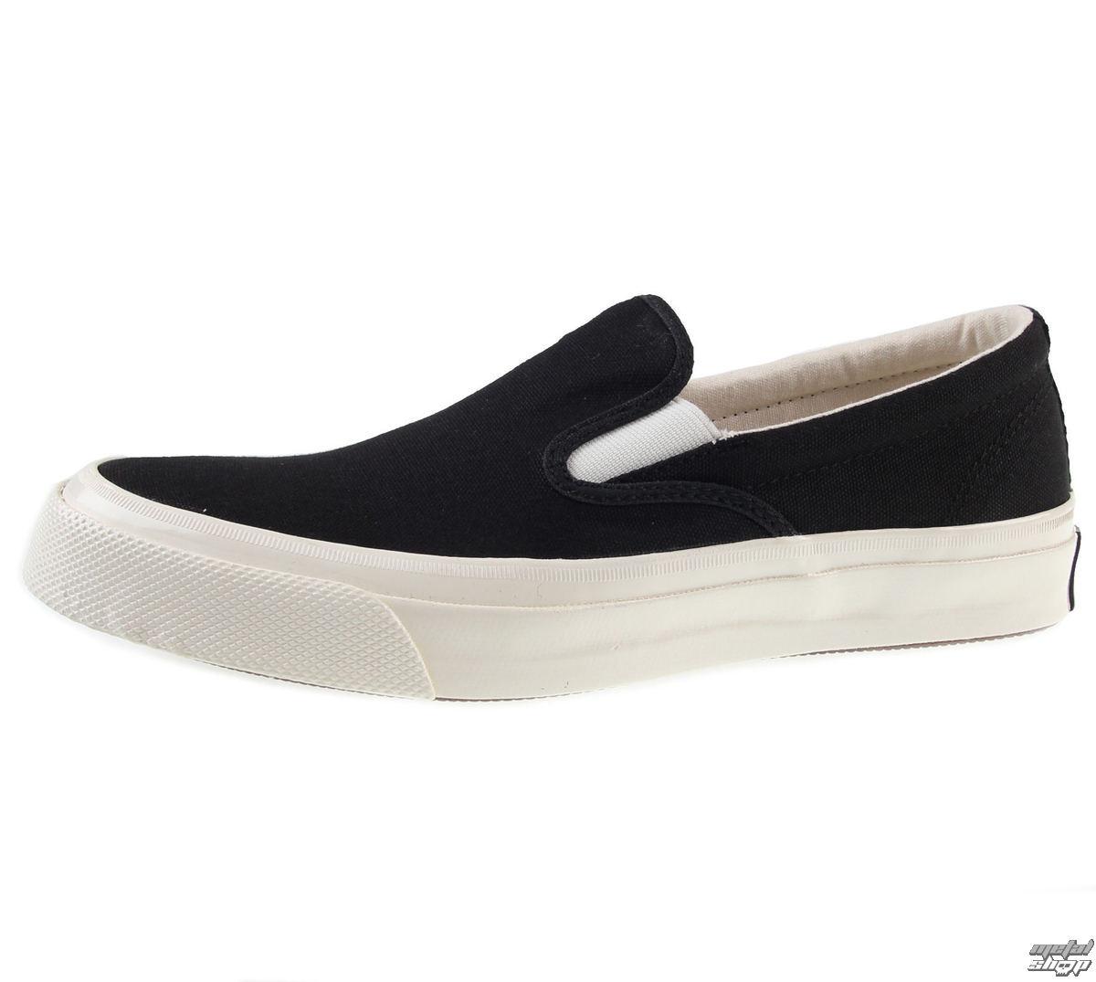 boty pánské CONVERSE - Slip On - Deck Star ´70 - Black/White - C150855