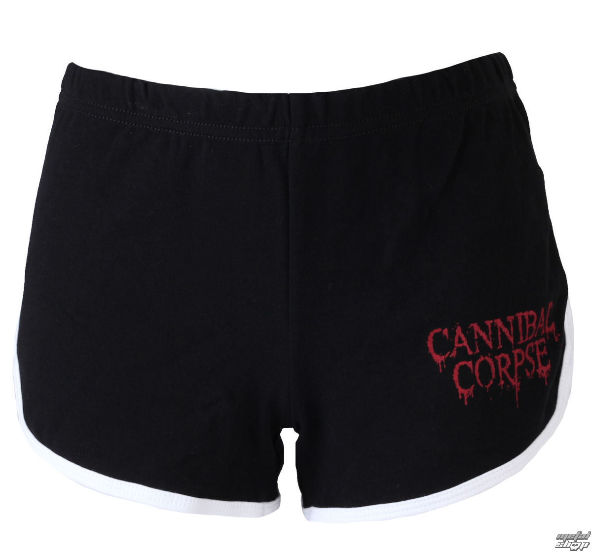 kraťasy dámské Cannibal Corpse - Logo - JSR - CNC1118