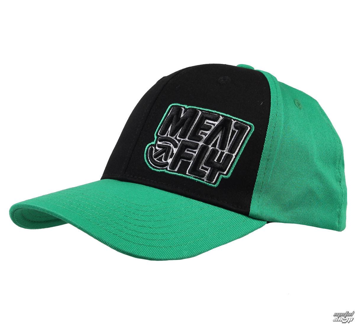 kšiltovka MEATFLY - Sprint - A-Green - MEAT002