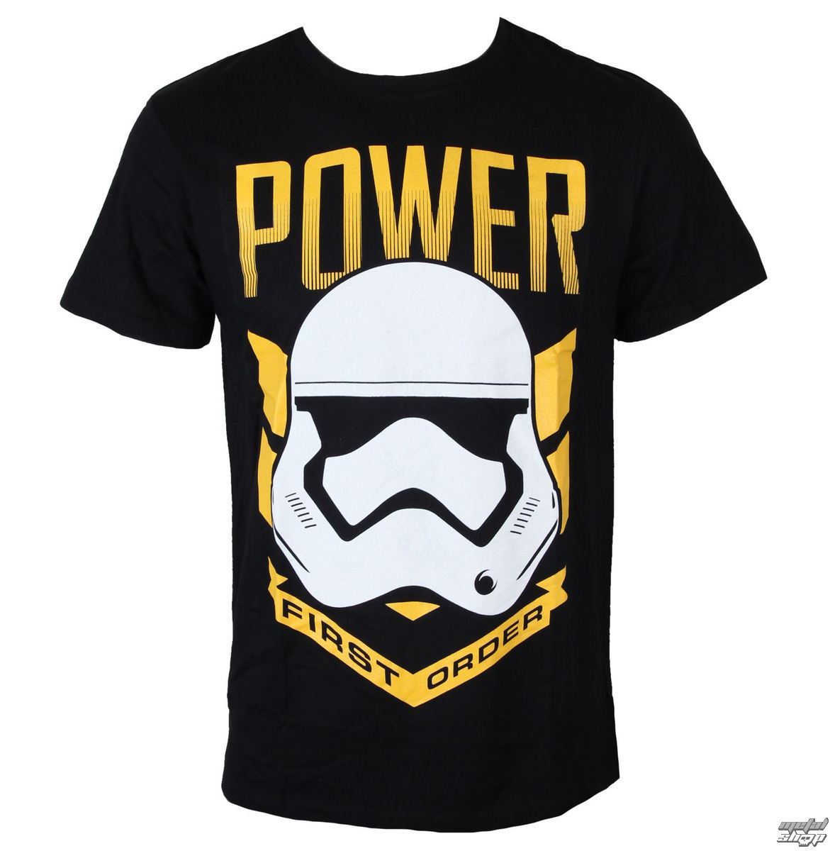 tričko pánské Star Wars - Trooper Power - Black - LEGEND