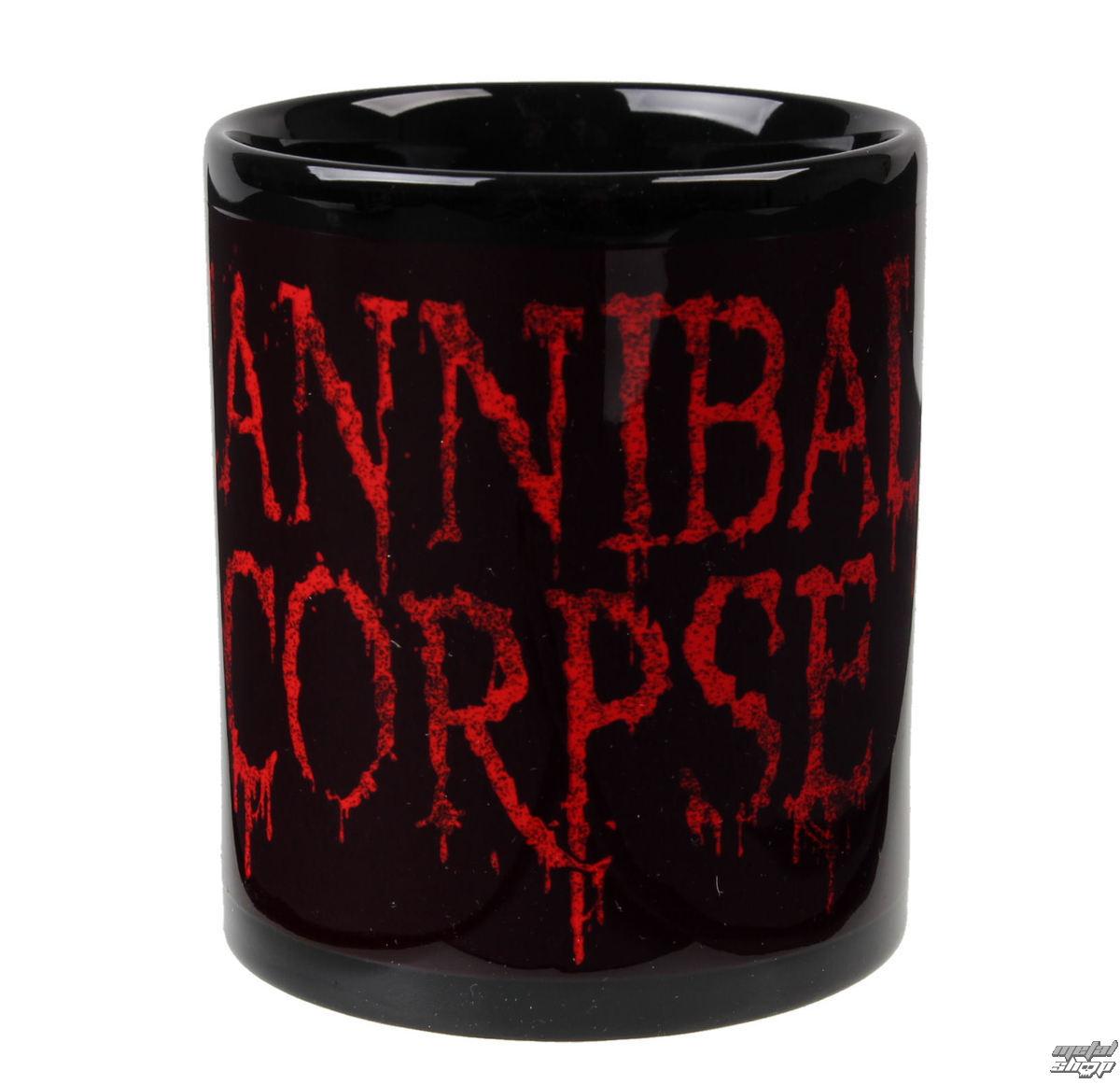 hrnek Cannibal Corpse - Dripping Logo - PLASTIC HEAD - PHMUG051