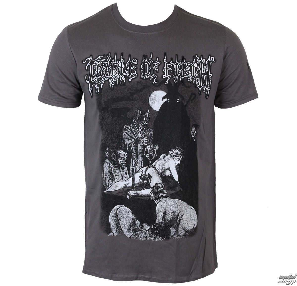 tričko pánské Cradle of Filth - Black Mass - RAZAMATAZ - ST2000