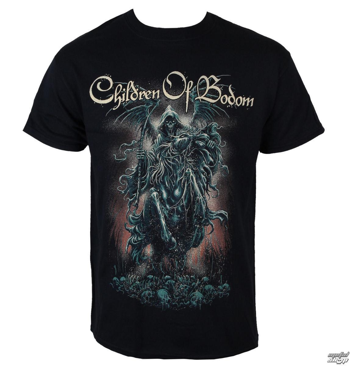 tričko pánské Children of Bodom - Horseman - RAZAMATAZ - ST2004