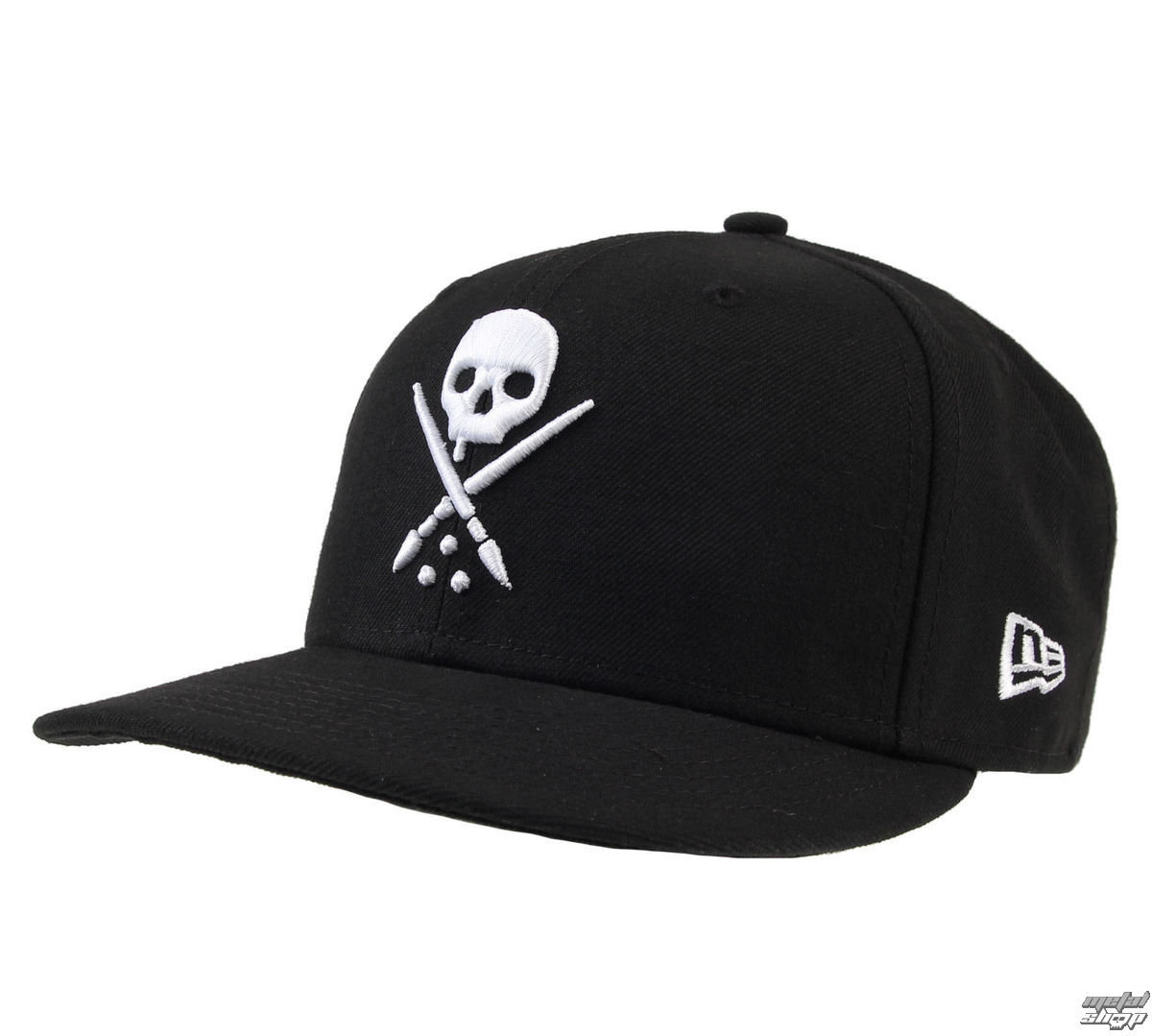 kšiltovka SULLEN - Eternal Fitted - Black - SUL007 6(78)