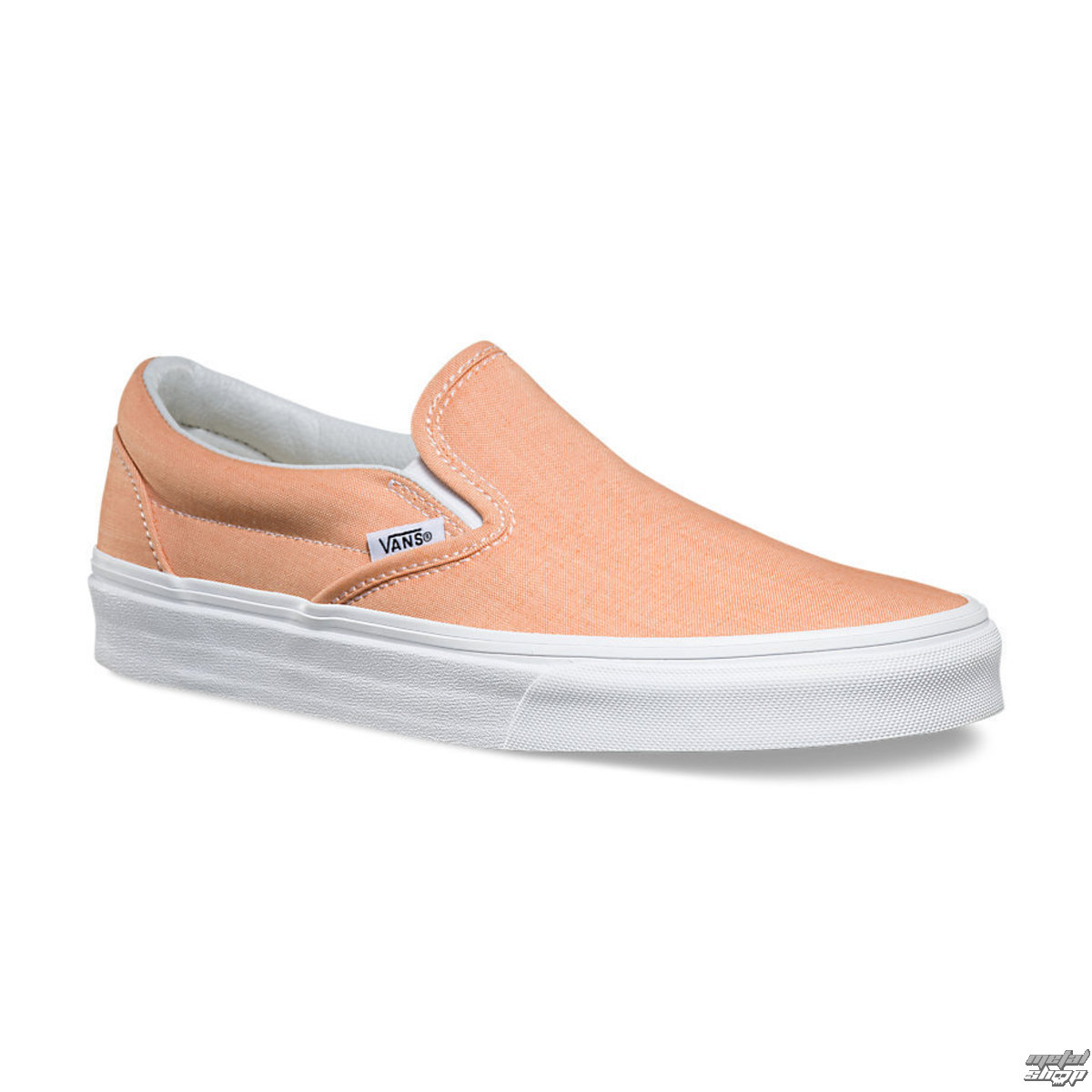 boty VANS - Classic SLIP-ON (Chambray) - V3Z4IAX