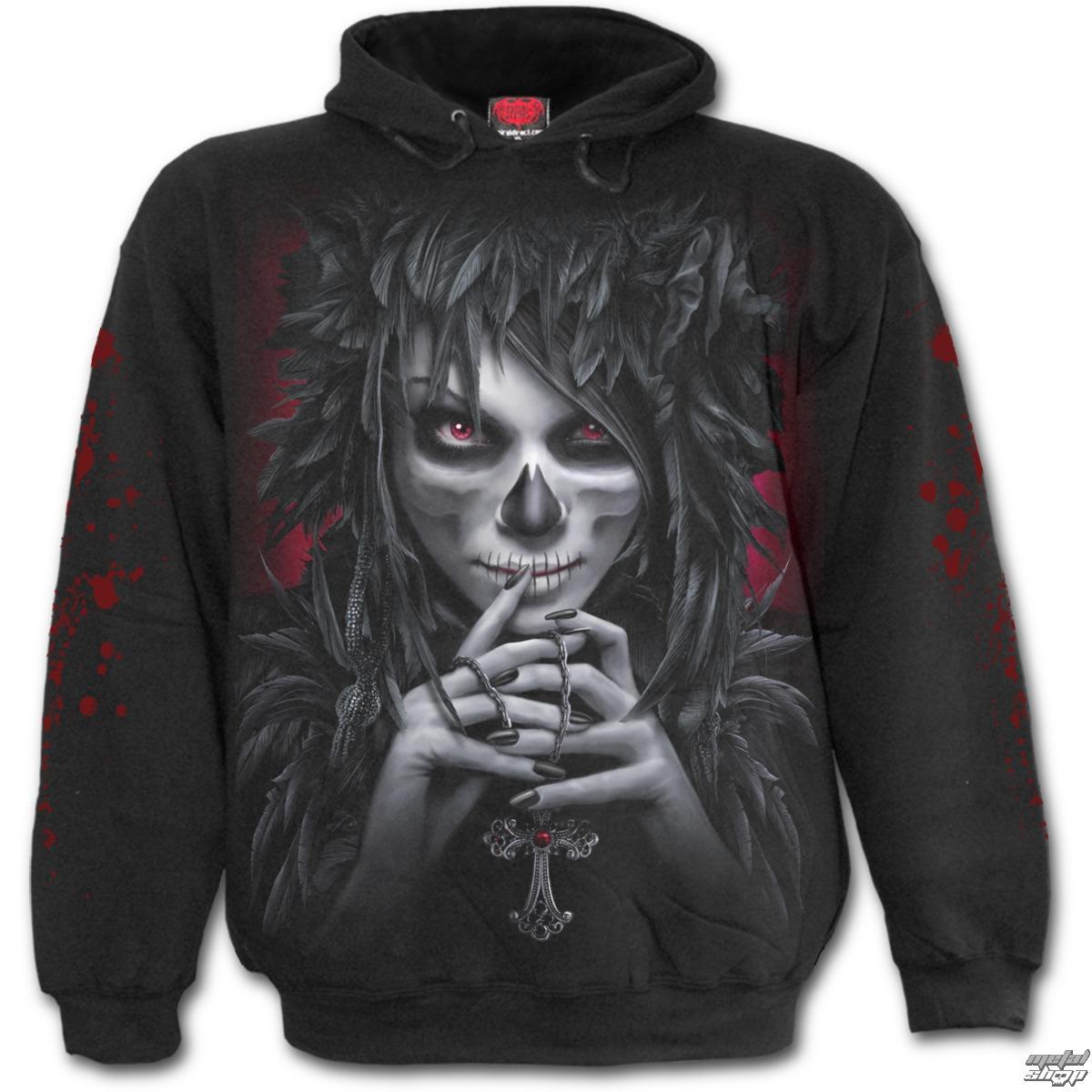 mikina pánská SPIRAL - Day Of The Goth - D066M451