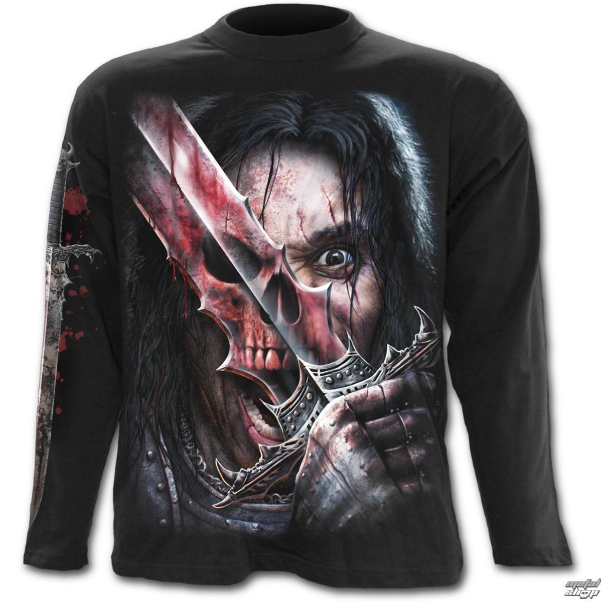 tričko pánské s dlouhým rukávem SPIRAL - Spirit Of The Sword - T109M301