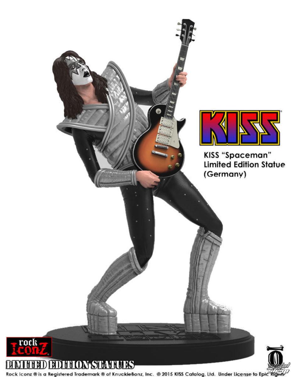 figurka KISS - The Spaceman - KBKISS100