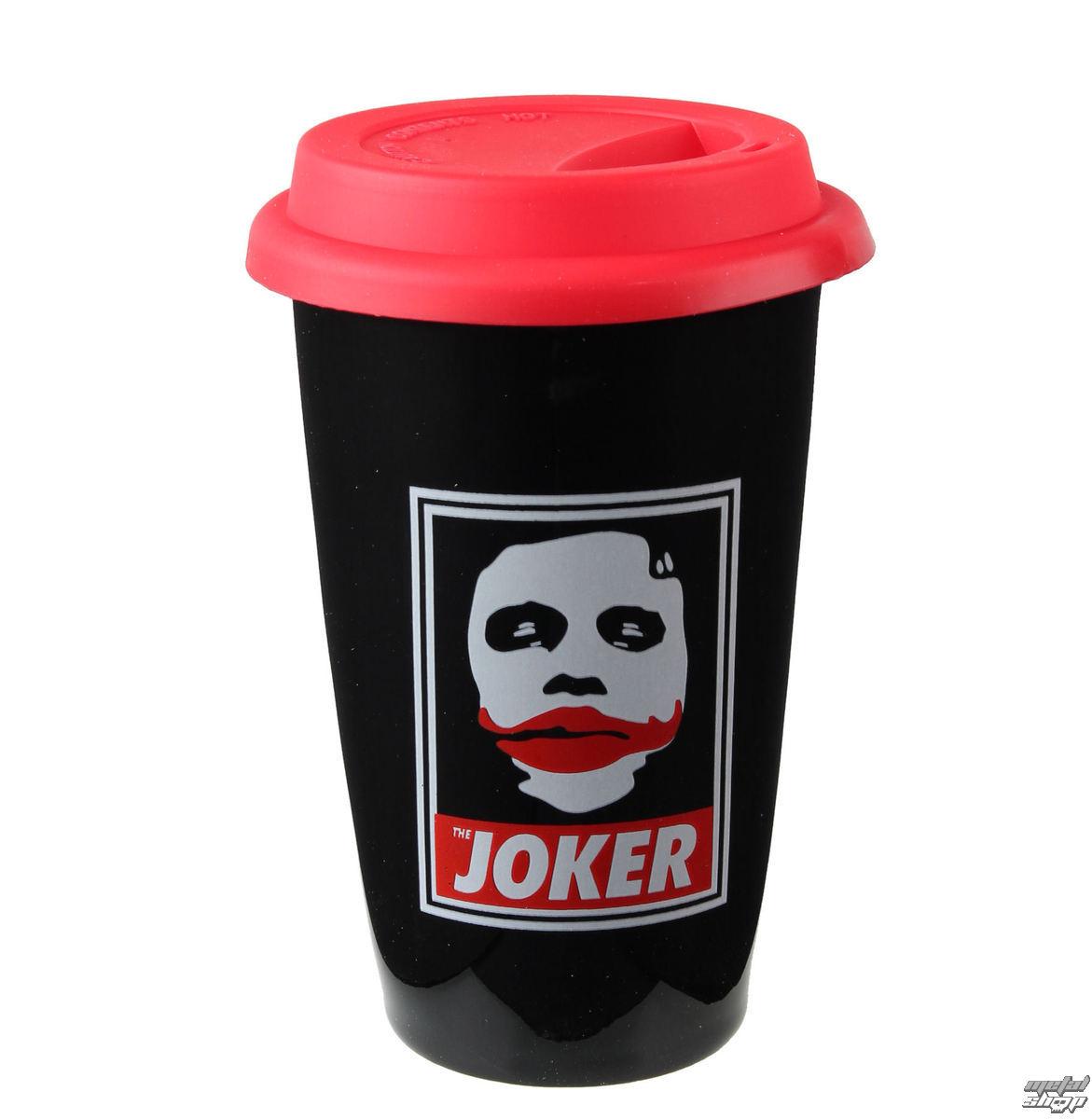 hrnek termo Batman - The Dark Knight Obey The Joker - PYRAMID POSTERS - MGT23233