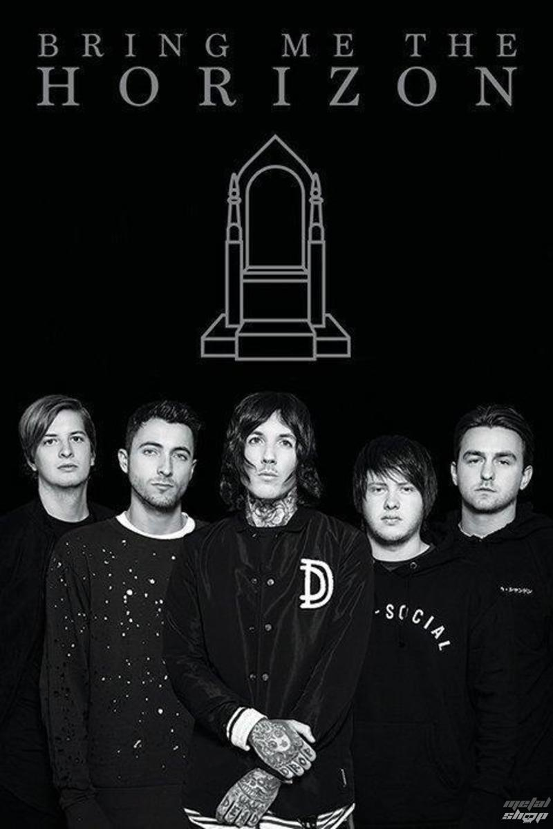 plakát Bring Me The Horizon - Band -  PYRAMID POSTERS
