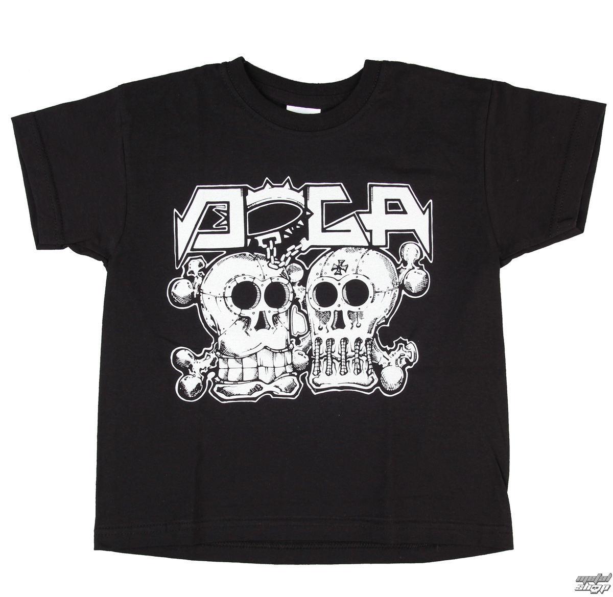 tričko dětské Doga - Black - D007