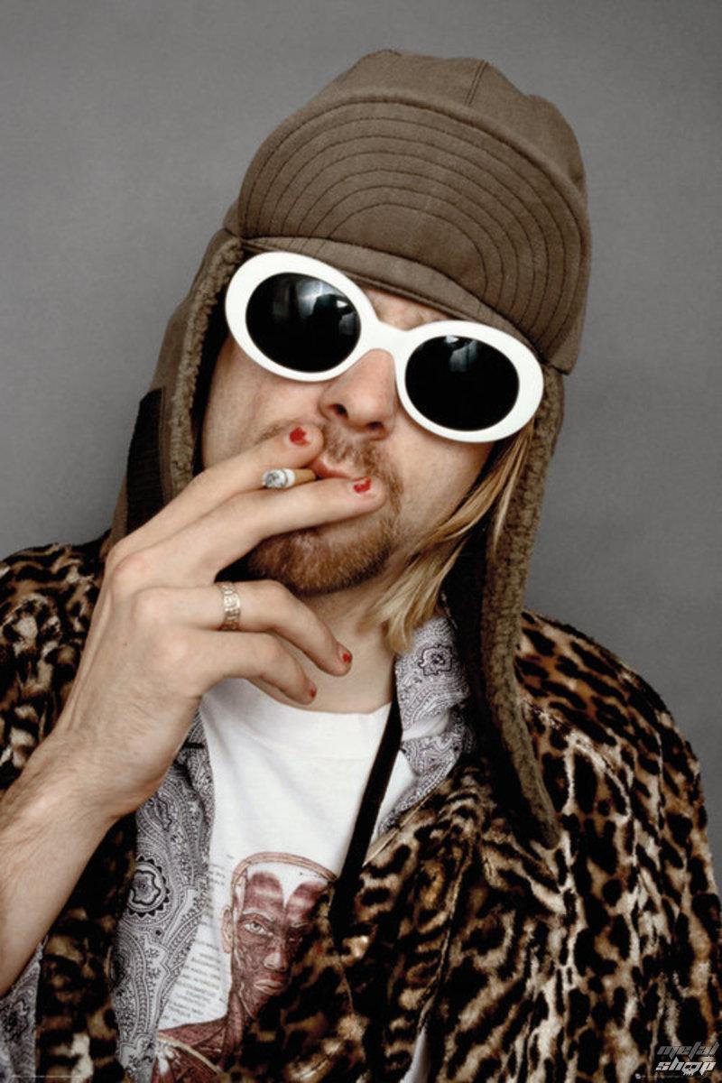 plakát Kurt Cobain - Colour - GB posters - LP1942