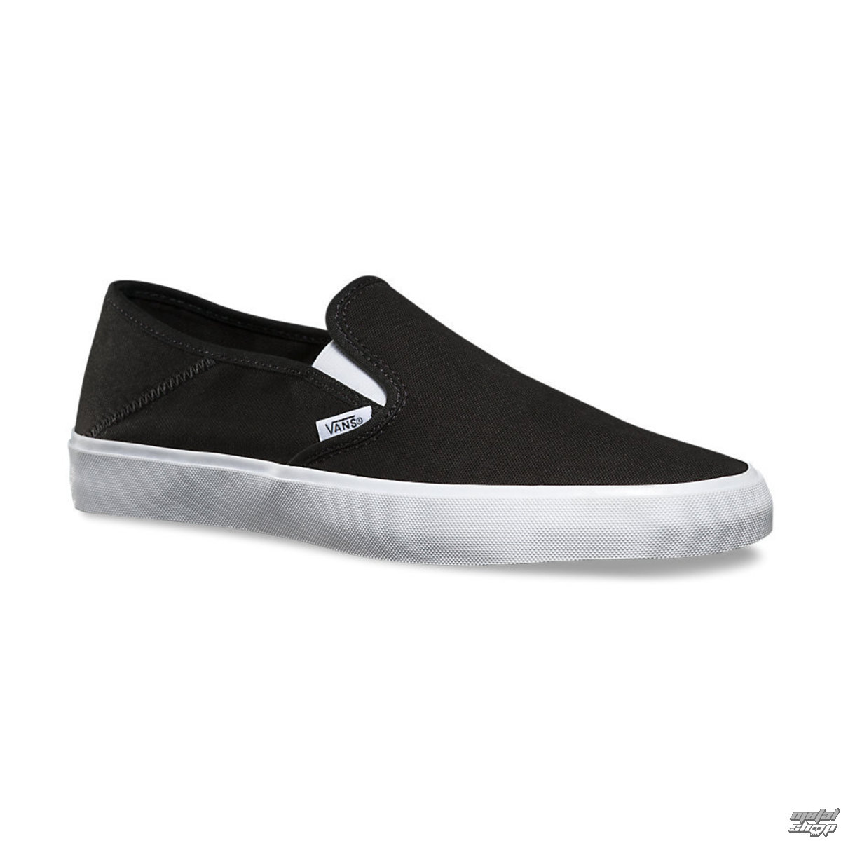 boty VANS - Slip-On SF - Black/White - V19MY28
