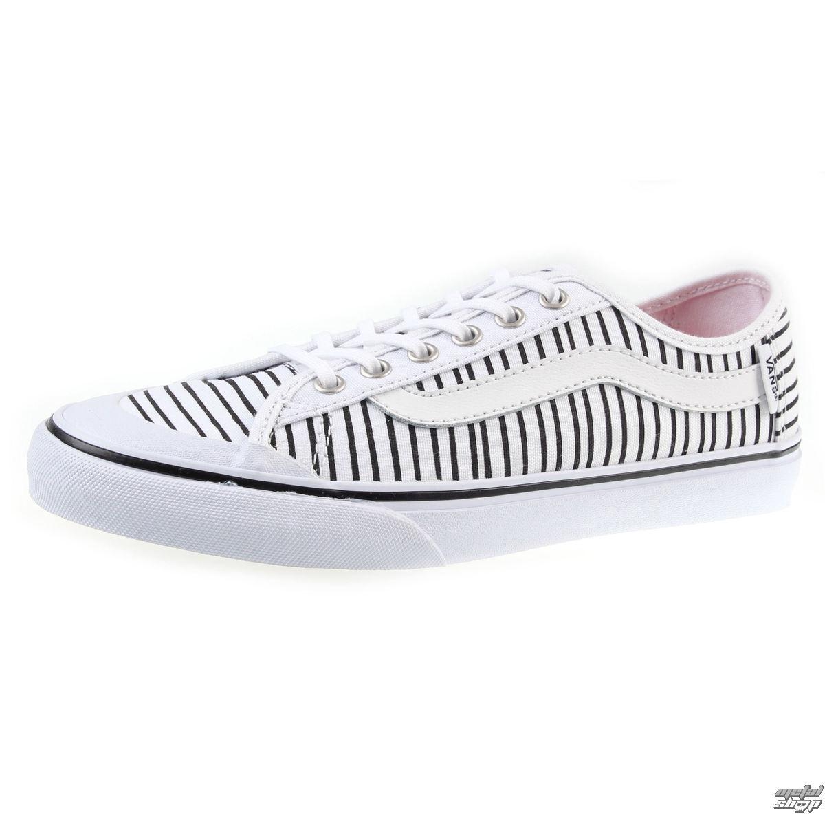 boty dámské VANS - Black Bal SF - Justr Stripes - V4LAIF8