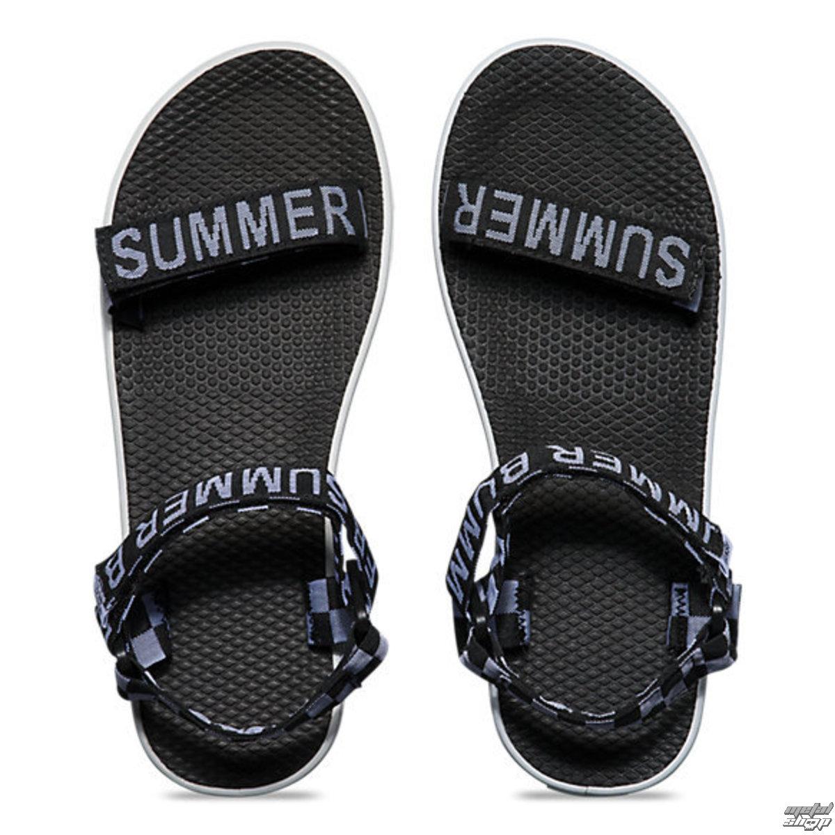 sandály pánské VANS - Sandalia - Summer Bummer - V4LFIKO