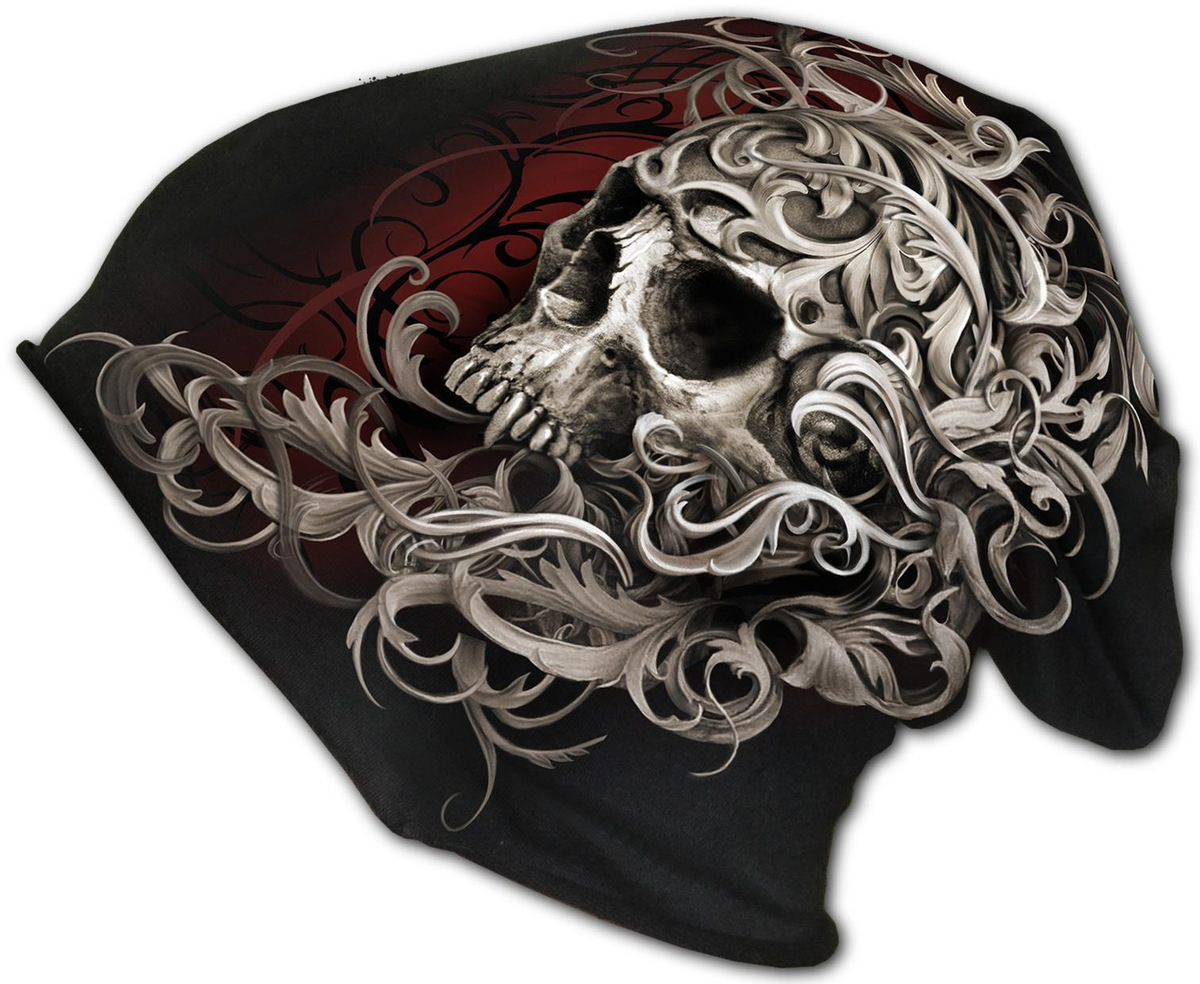 kulich SPIRAL SKULL SHOULDER WRAP