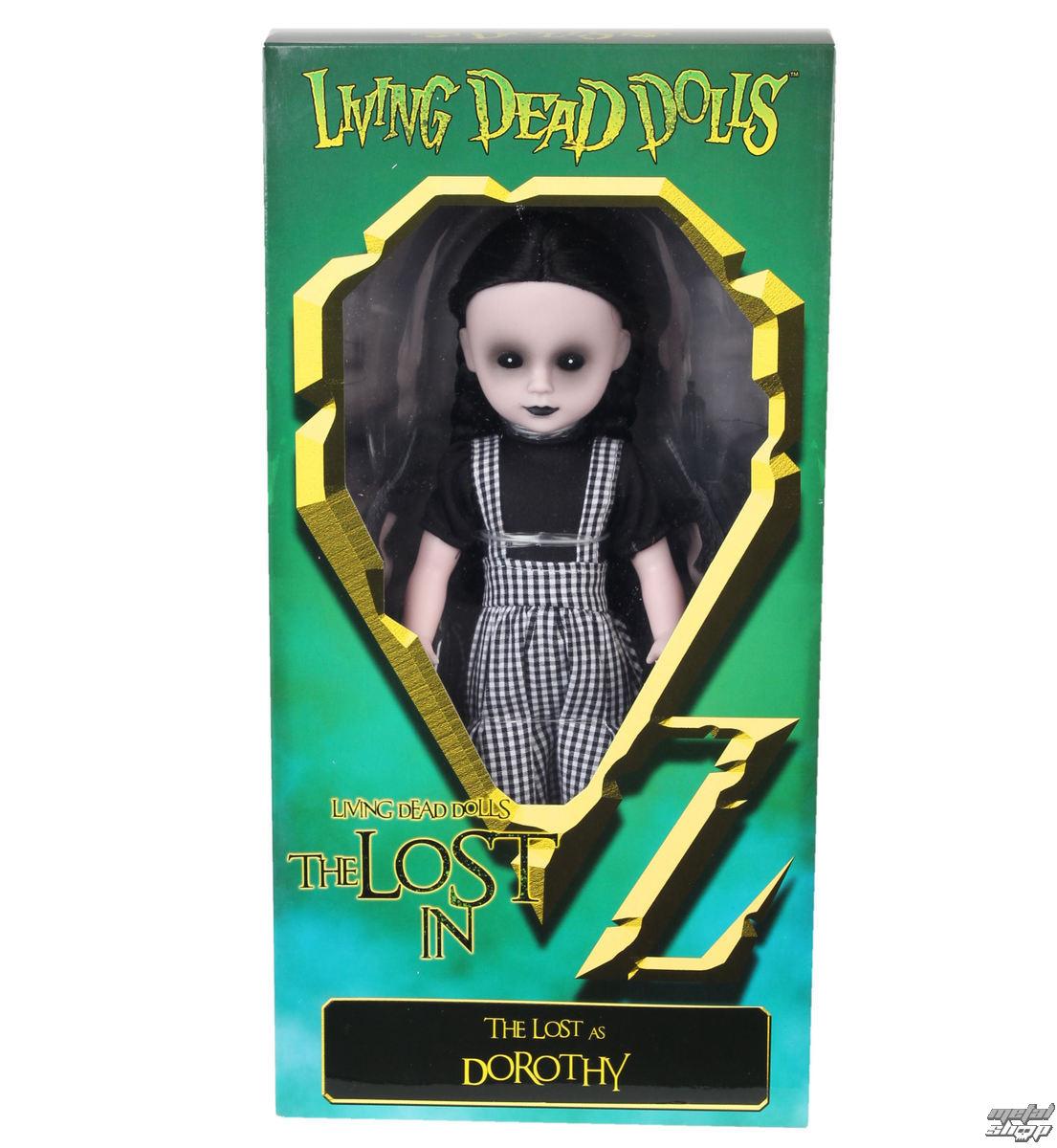 panenka LIVING DEAD DOLLS - The Lost as Dorothy - MEZ94510-2