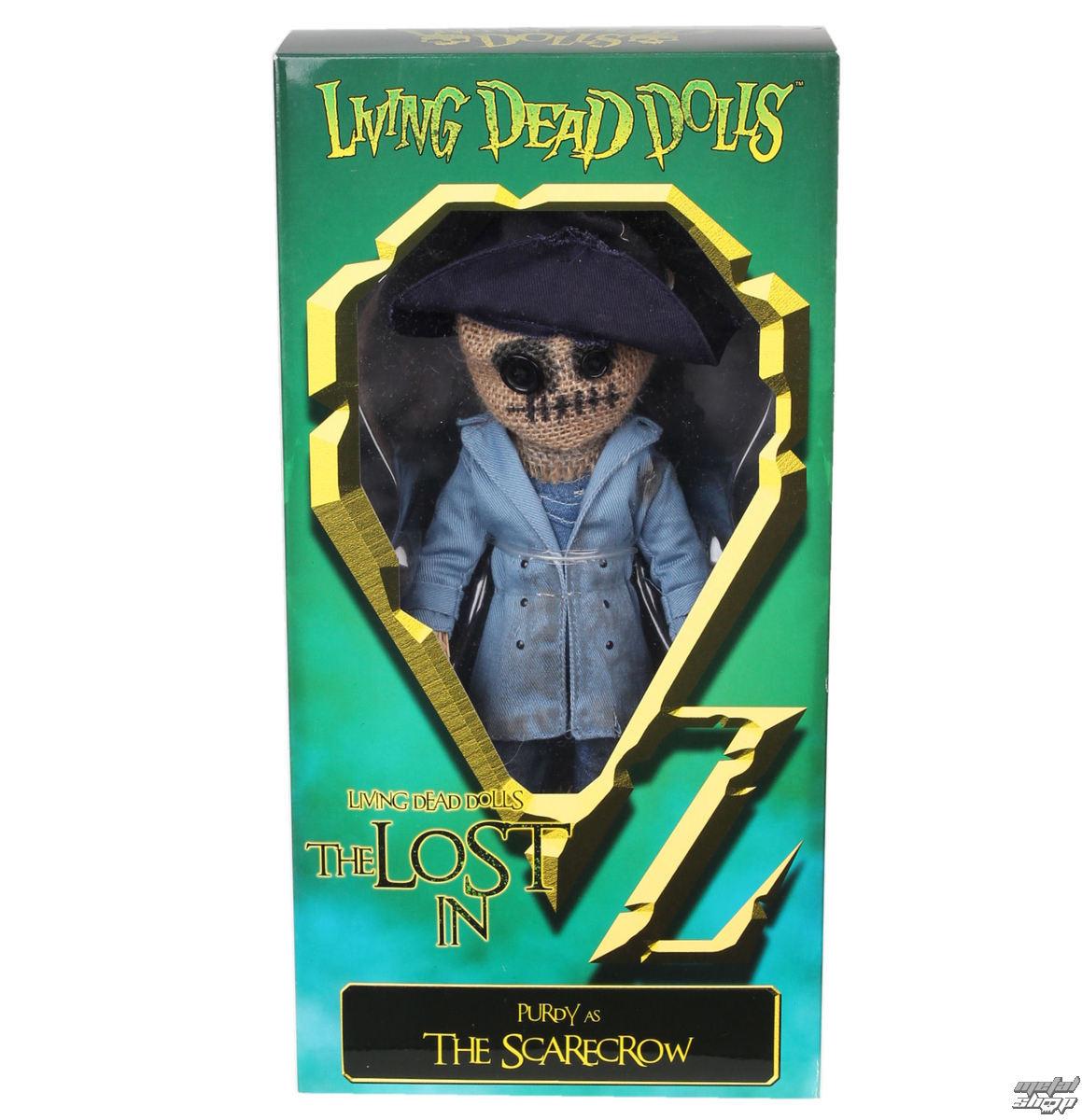 panenka LIVING DEAD DOLLS - Purdy as The Scarecrow - MEZ94510-3